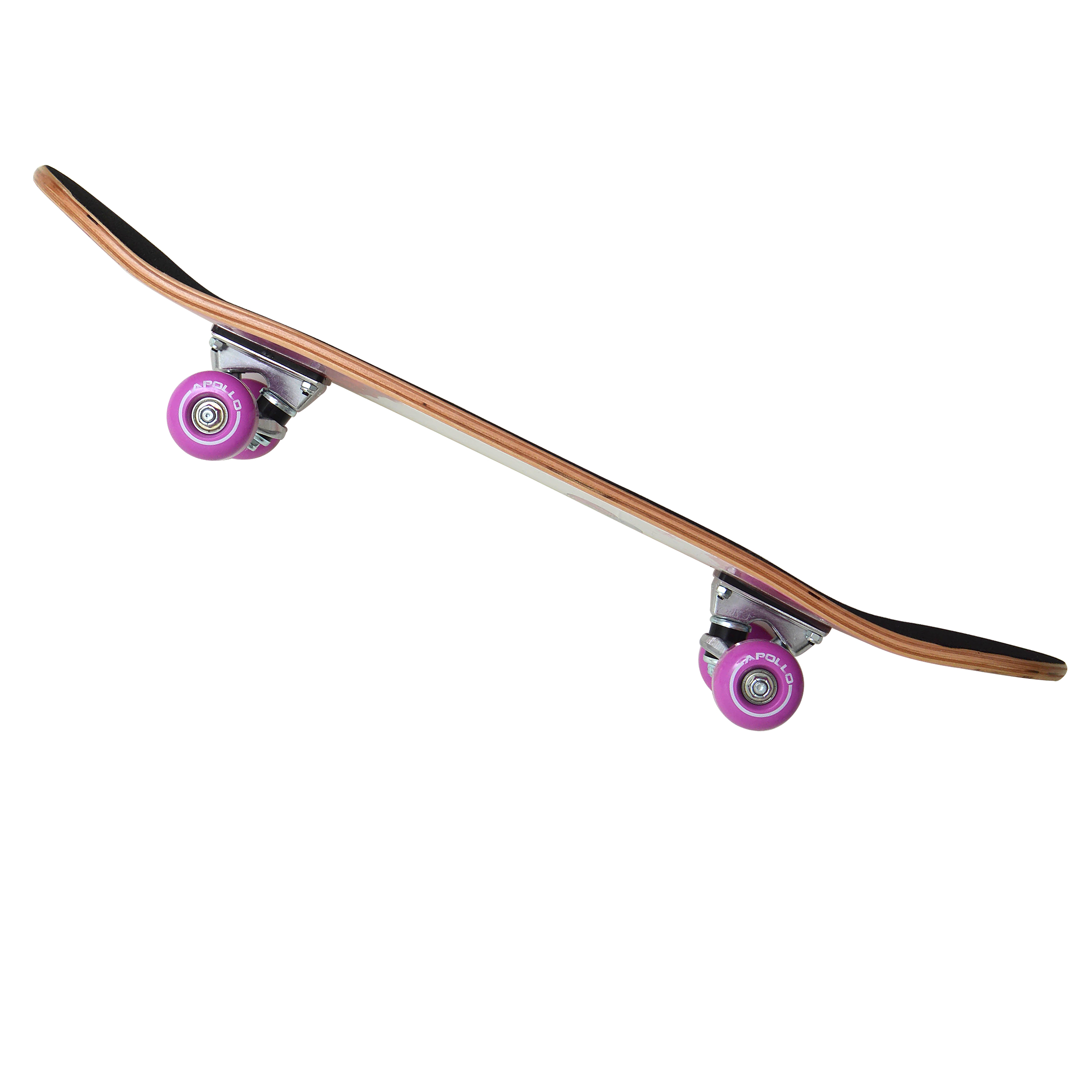 apollo skateboard skaterprincess kinderskateboard 71cm. Black Bedroom Furniture Sets. Home Design Ideas