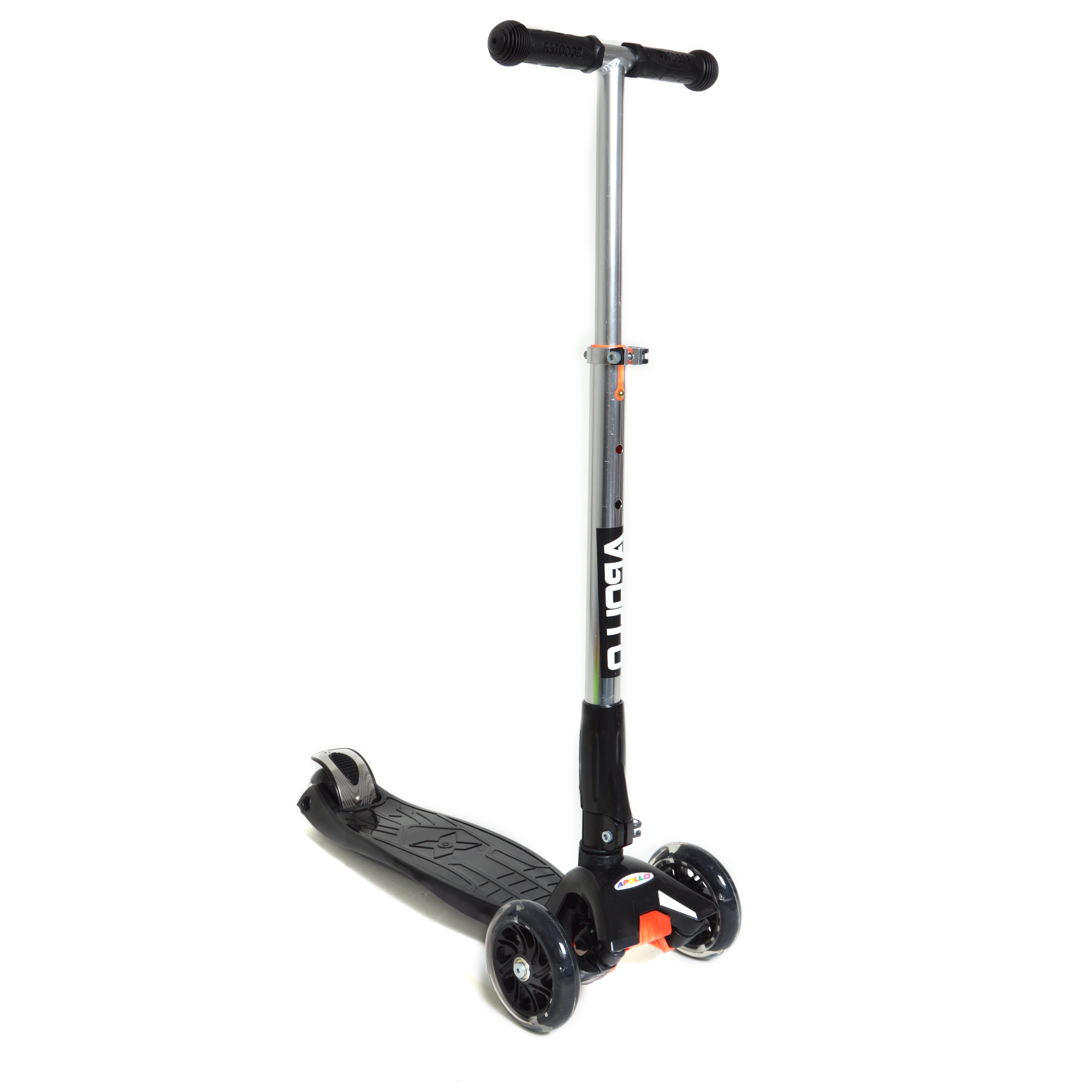 fun scooter led tretroller f r kinder ab 3 kinderscooter. Black Bedroom Furniture Sets. Home Design Ideas