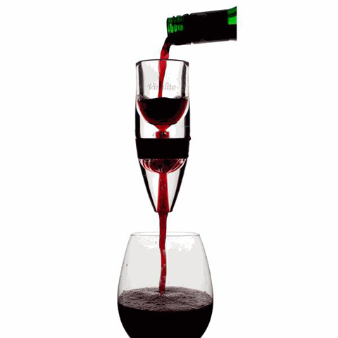 vanalito wine aerator bel fter dekantierer f r wein. Black Bedroom Furniture Sets. Home Design Ideas