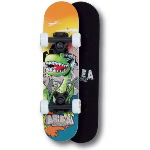 tolles skateboard f r kinder von 4 10 dino ii ebay. Black Bedroom Furniture Sets. Home Design Ideas