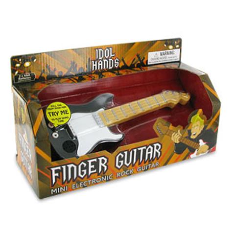 """Mini Rock \""""Finger Guitar\"""" - winzige elektronisches Gitarre E-Gitarre"""