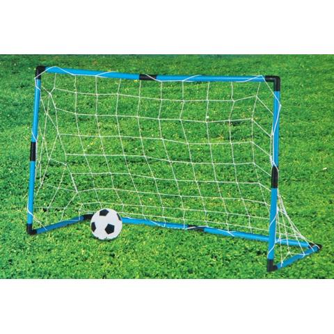Fußballtor 96 x 42 cm transportabel - leicht aufbaubar - inkl. Ball