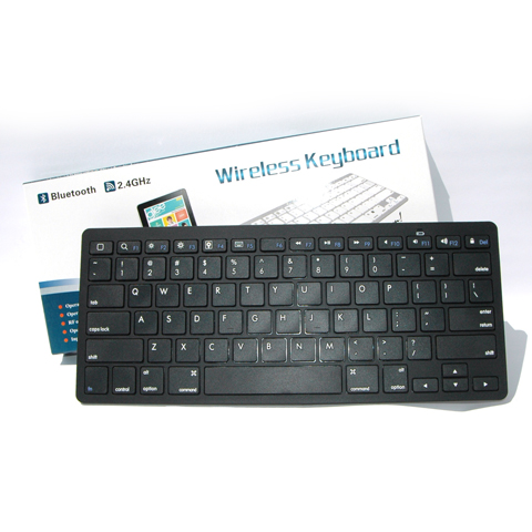 iPad iPhone  Bluetooth Tastatur Wireless Keyboard