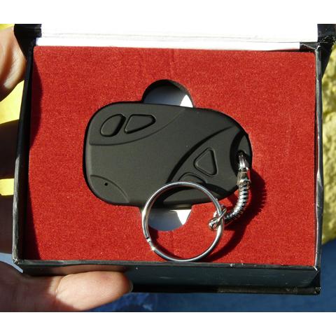 Mini Spion Kamera im Autoschlüssel - Car Keys Micro-Camera