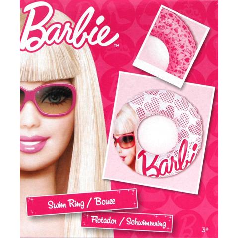 """Schwimmreifen \""""Barbie\"""" - Aufblasbarer Ring - D: 50 cm - ab 3 Jahren"""