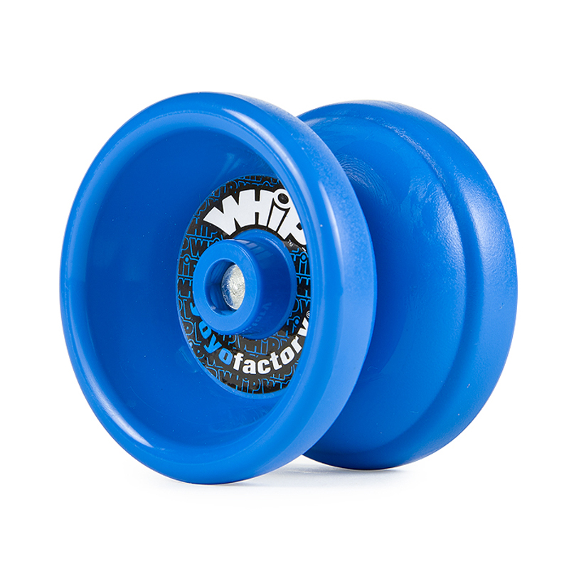 Yoyo Factory WHIP blue no Response blaues Profi Jo-Jo Jojo