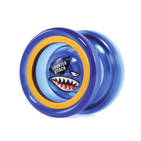 YoYo Factory - Counter Attack in blau