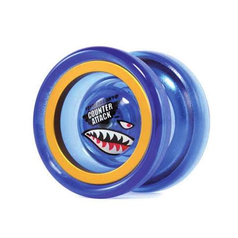 YoYo Factory - Counter Attack in blau