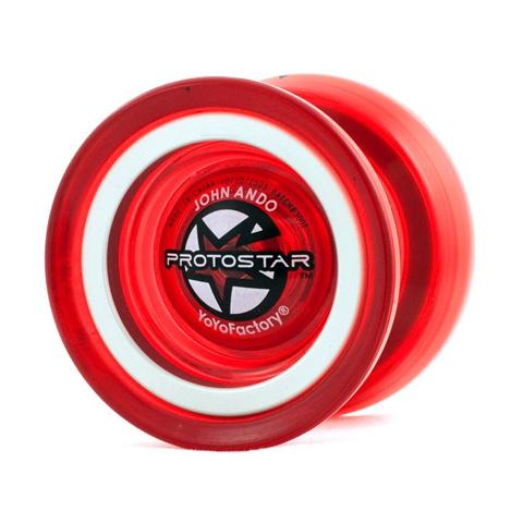 YoYo Factory - Protostar, das Weltmeister YoYo in ROT