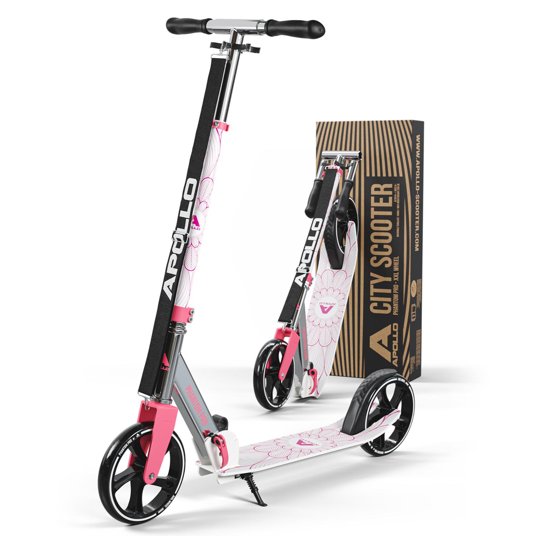 Apollo City Scooter Phantom Pro - Pink