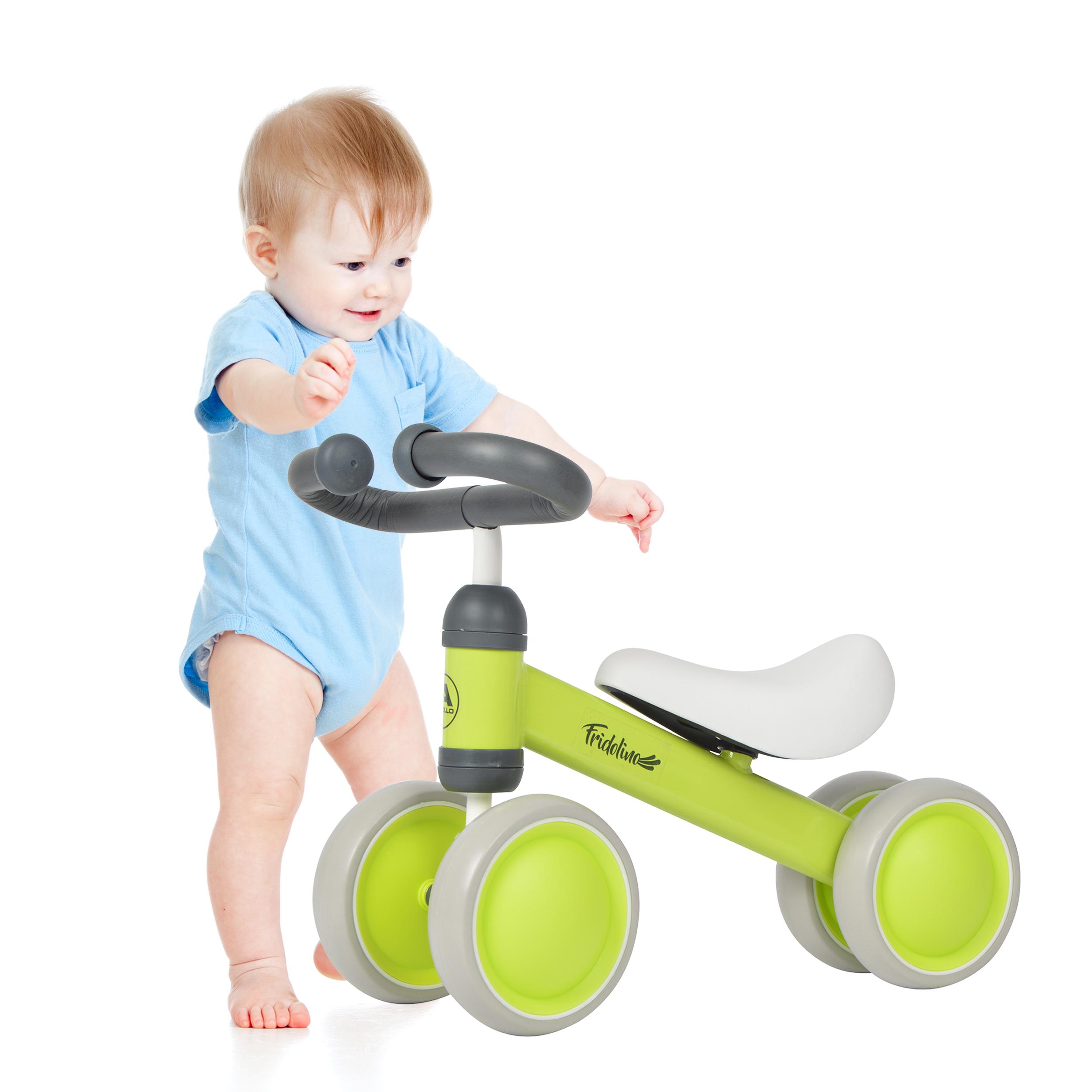 """Apollo Kinderlaufrad """" Fridolino"""" Farbe: grün"""