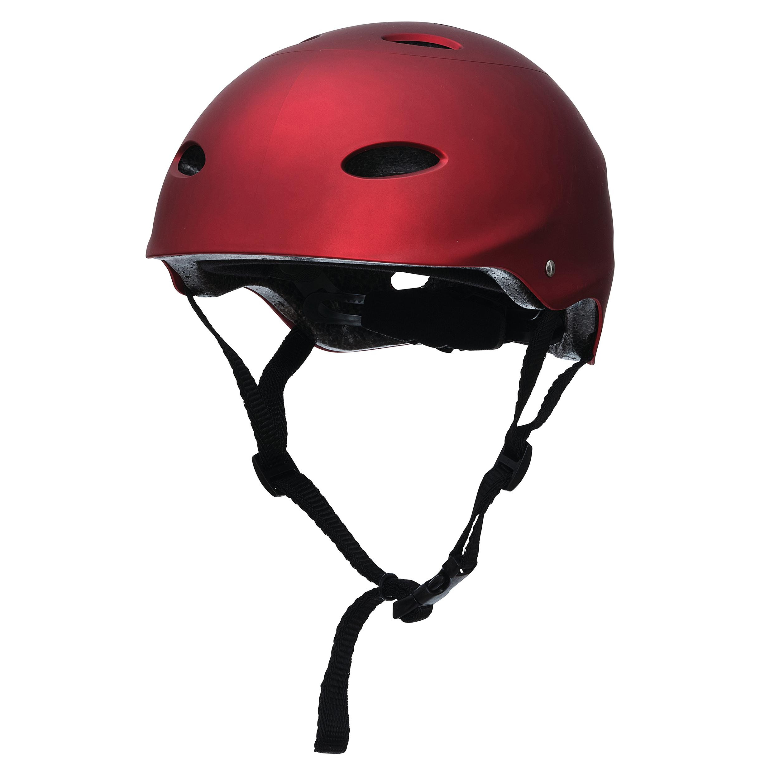 """Apollo Skate-Helm -""""Liquid Red"""" Größe S/M verstellbar (48-55 cm)"""