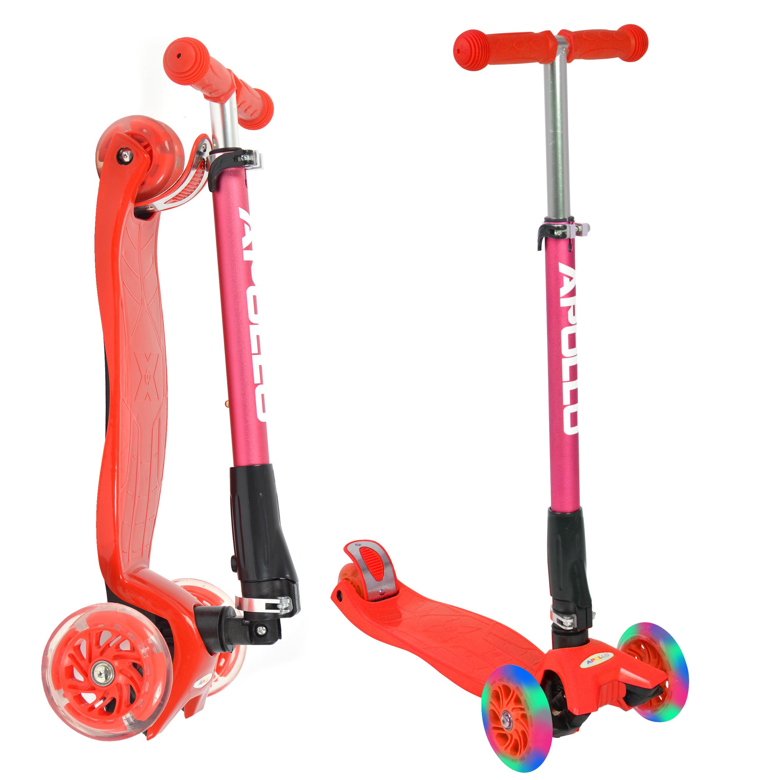 Kinderroller - Kids Whiz - Rot