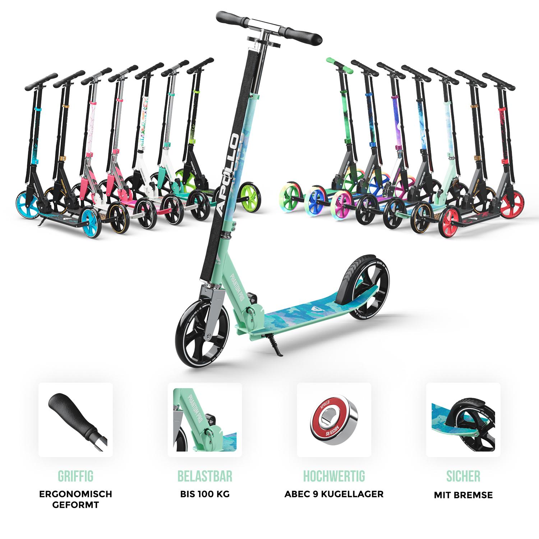 City Scooter - Phantom - Water