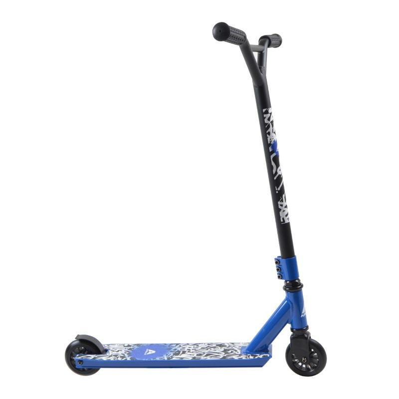 Apollo Stunt Scooter - Graffiti - Blau