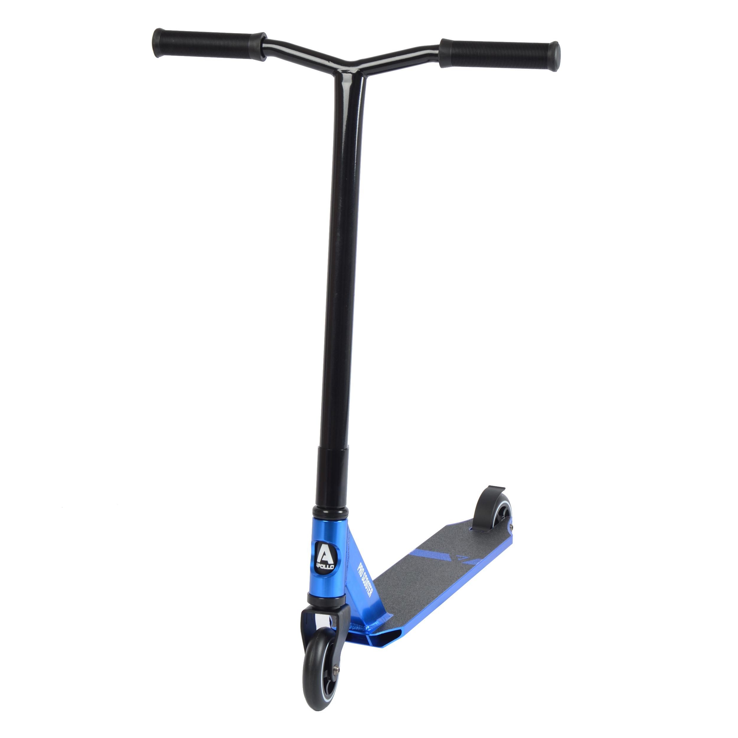 Stunt Scooter - Star Pro - Blau