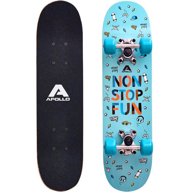 "Apollo Kinderskateboard ""FunFun"" - 61cm ABEC 3"