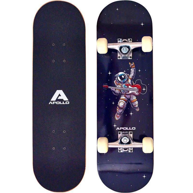 "Apollo Kinderskateboard  ""Space Rock"" 71 cm ABEC 3"