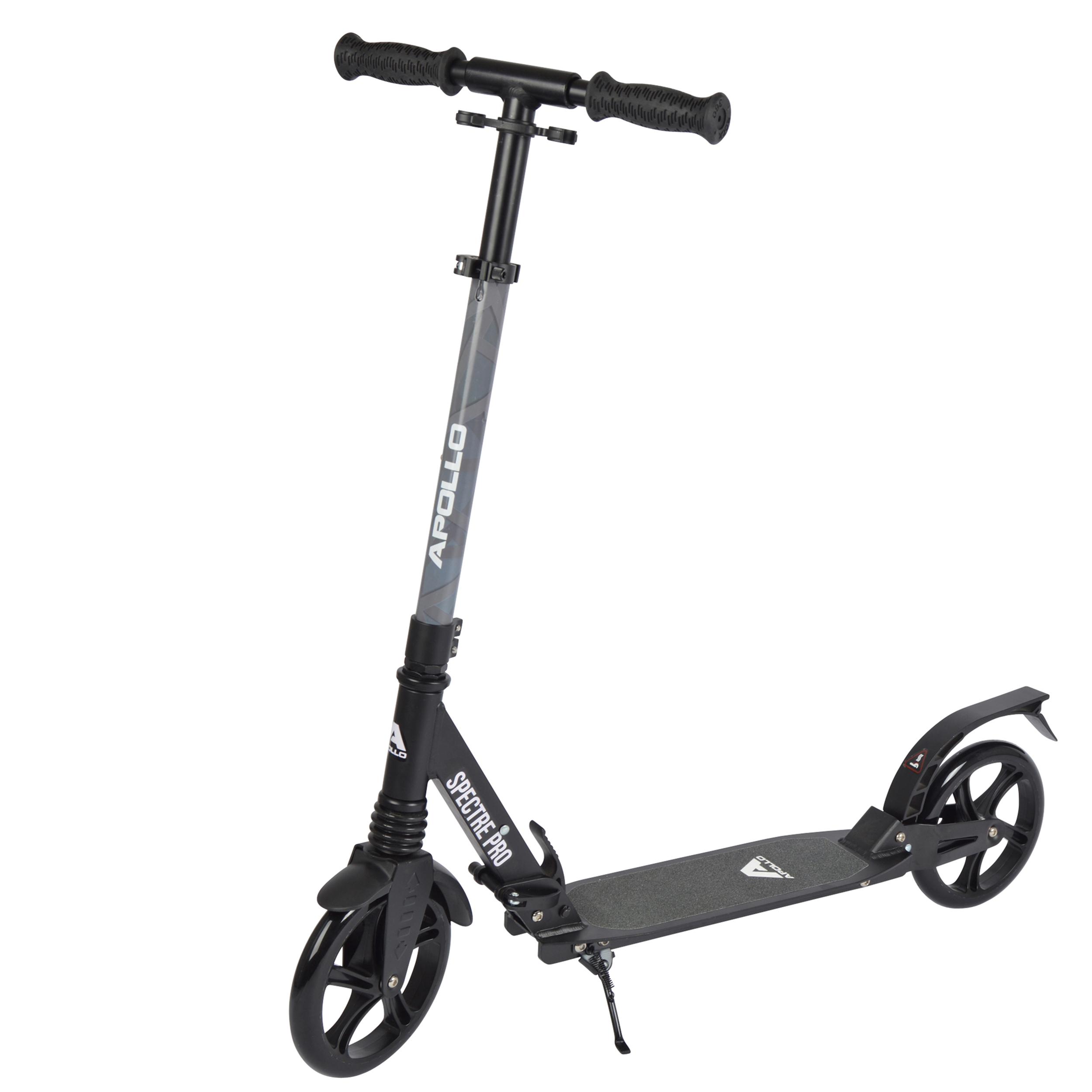 City Scooter - Spectre Pro - Black