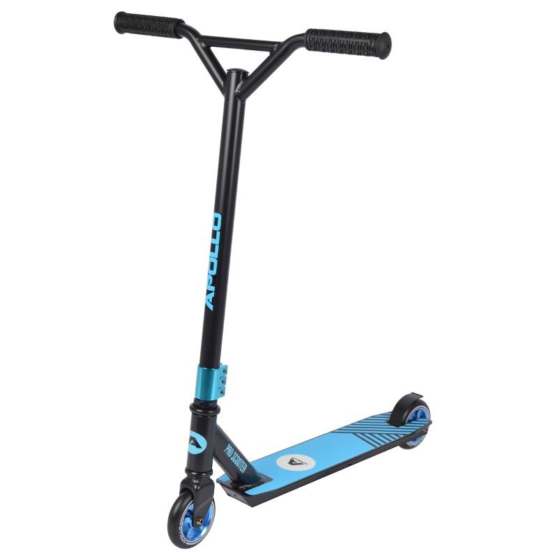 Apollo Stunt Scooter - Genius Pro - Black/Blue