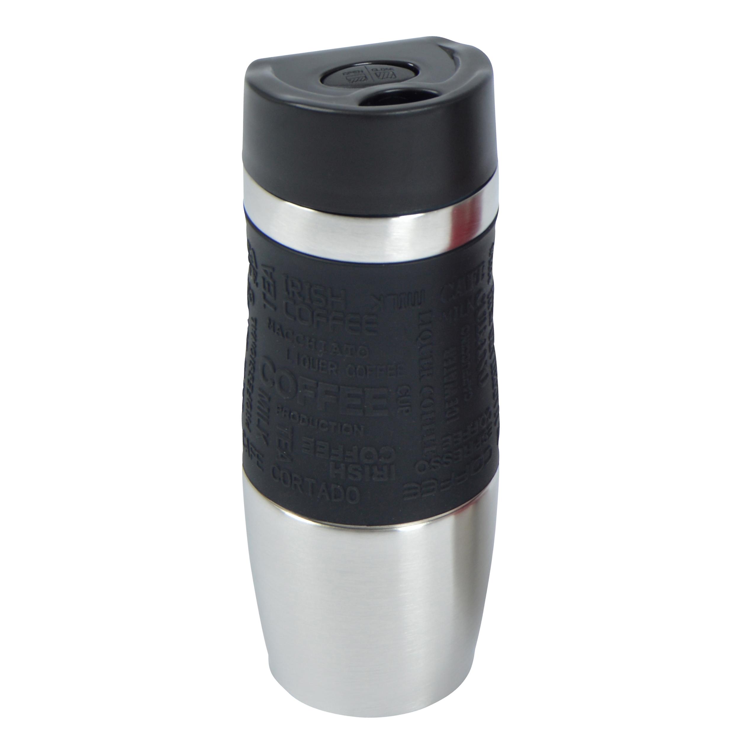 Ocean5 Coffee to go Isolierbecher SV784 Farbe: schwarz