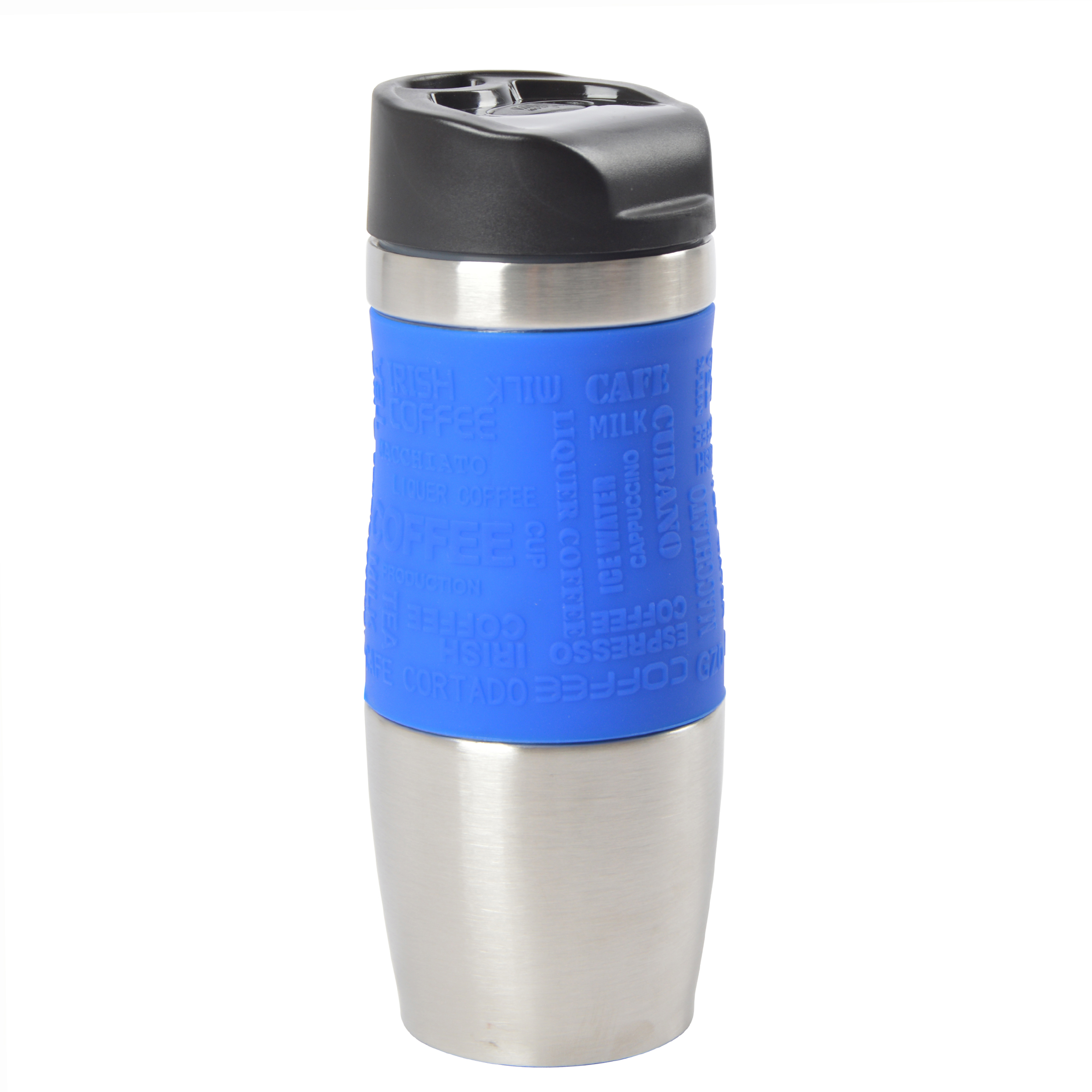 Ocean5 Thermobecher Coffee to go - dunkelblau