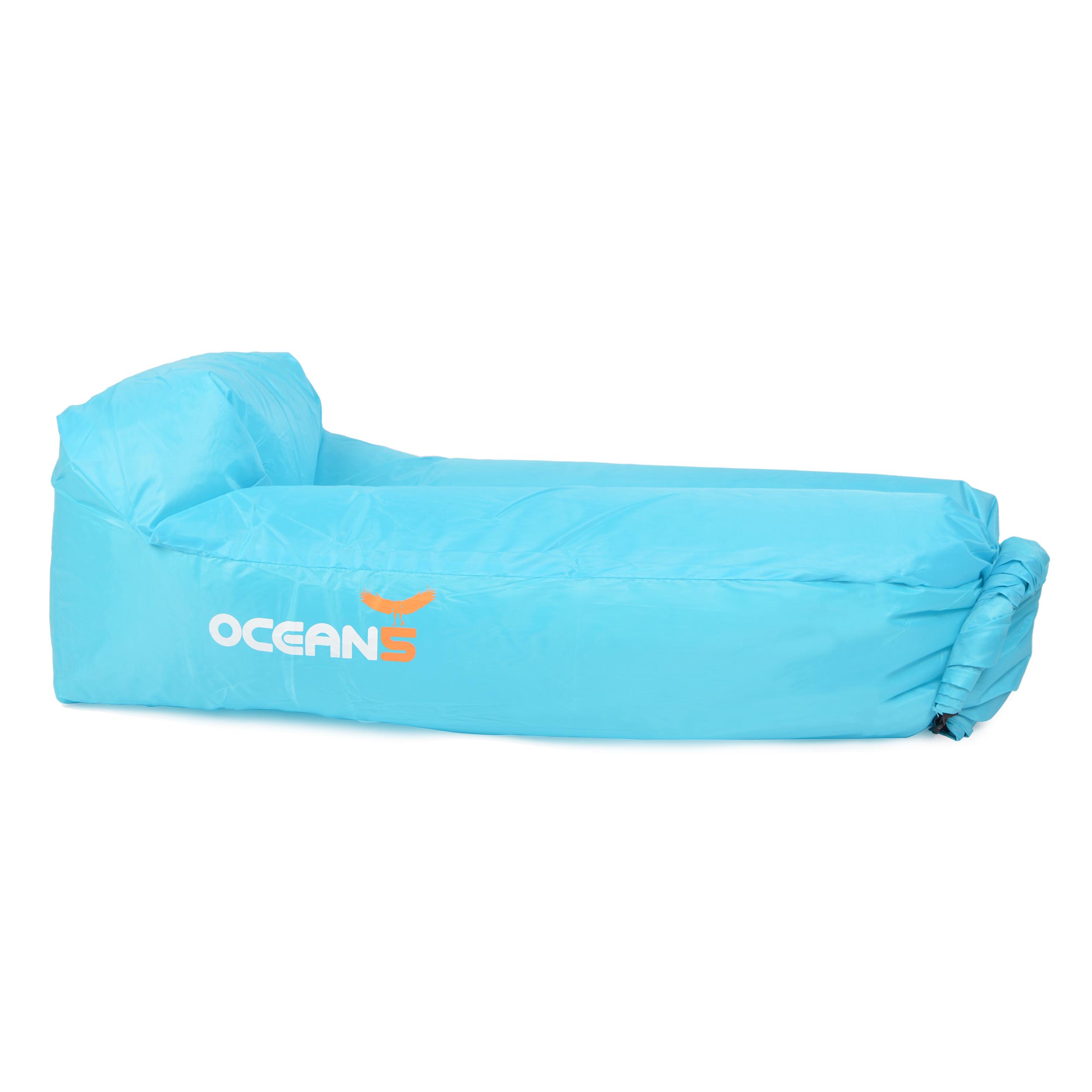 Ocean5 Luftsofa / Air Lounger - Hellblau