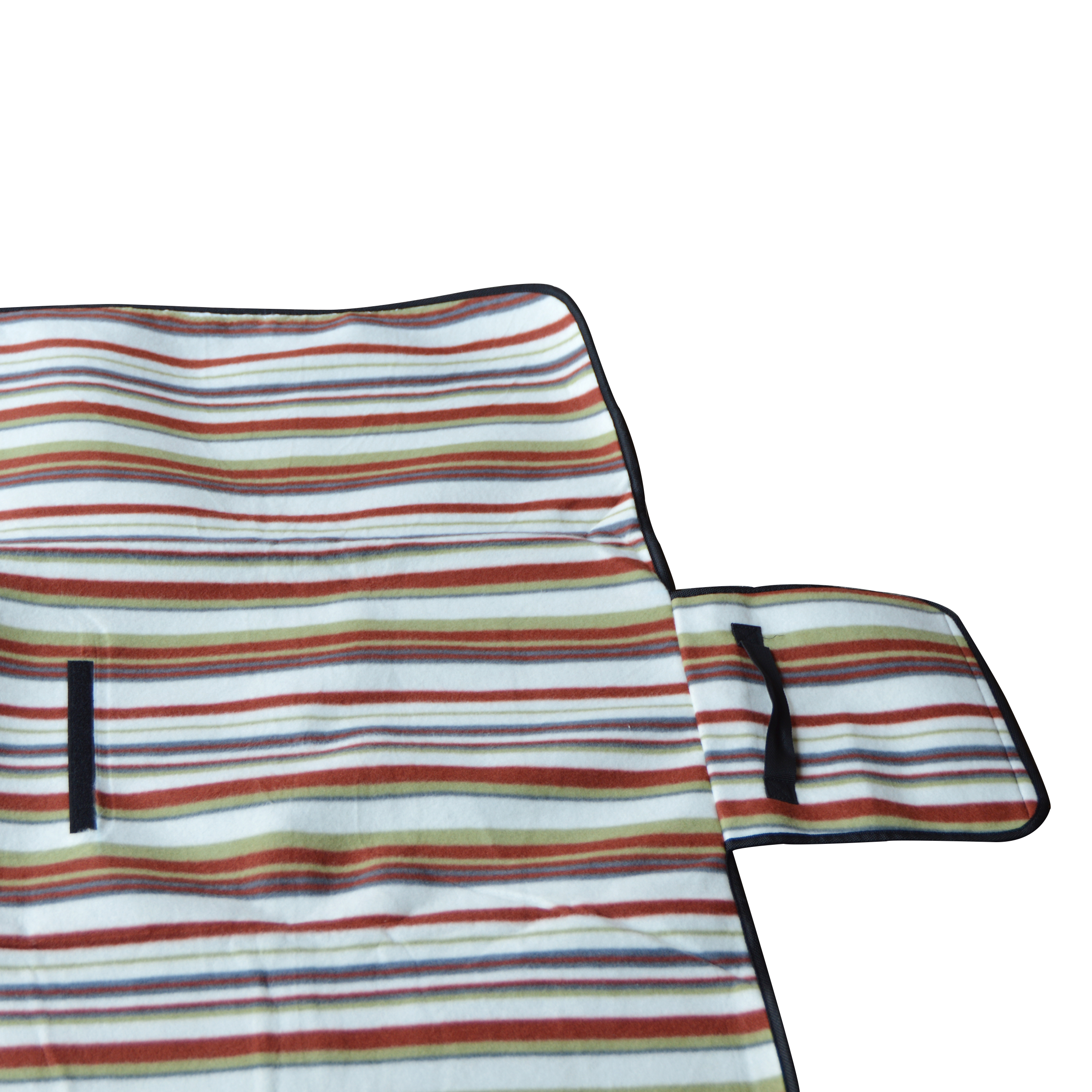 Ocean5 Picknickdecke - 200x200cm - Streifen