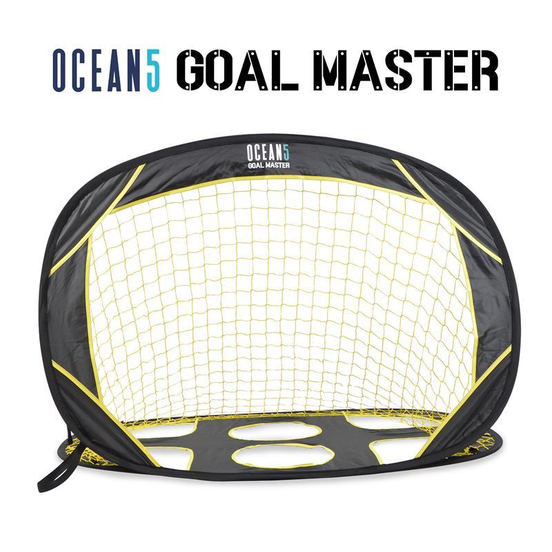 Ocean5 Tor Goal Master - Schwarz/Gelb