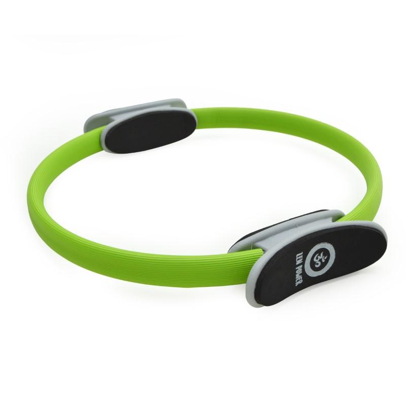Zen Power Pilates/Yoga Ring, Widerstands-Training 38cm, Grün