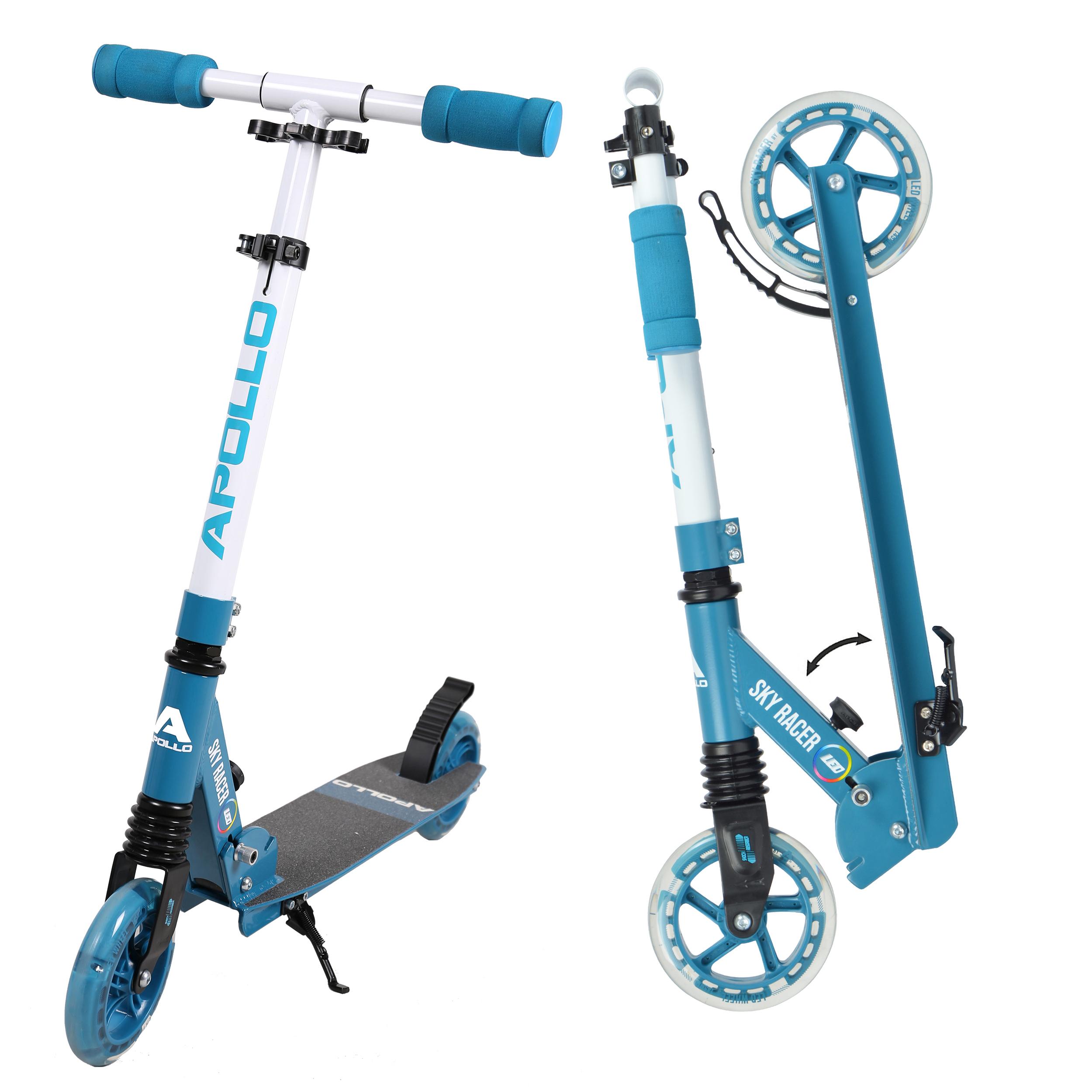 City Scooter - SkyRacer - Blue