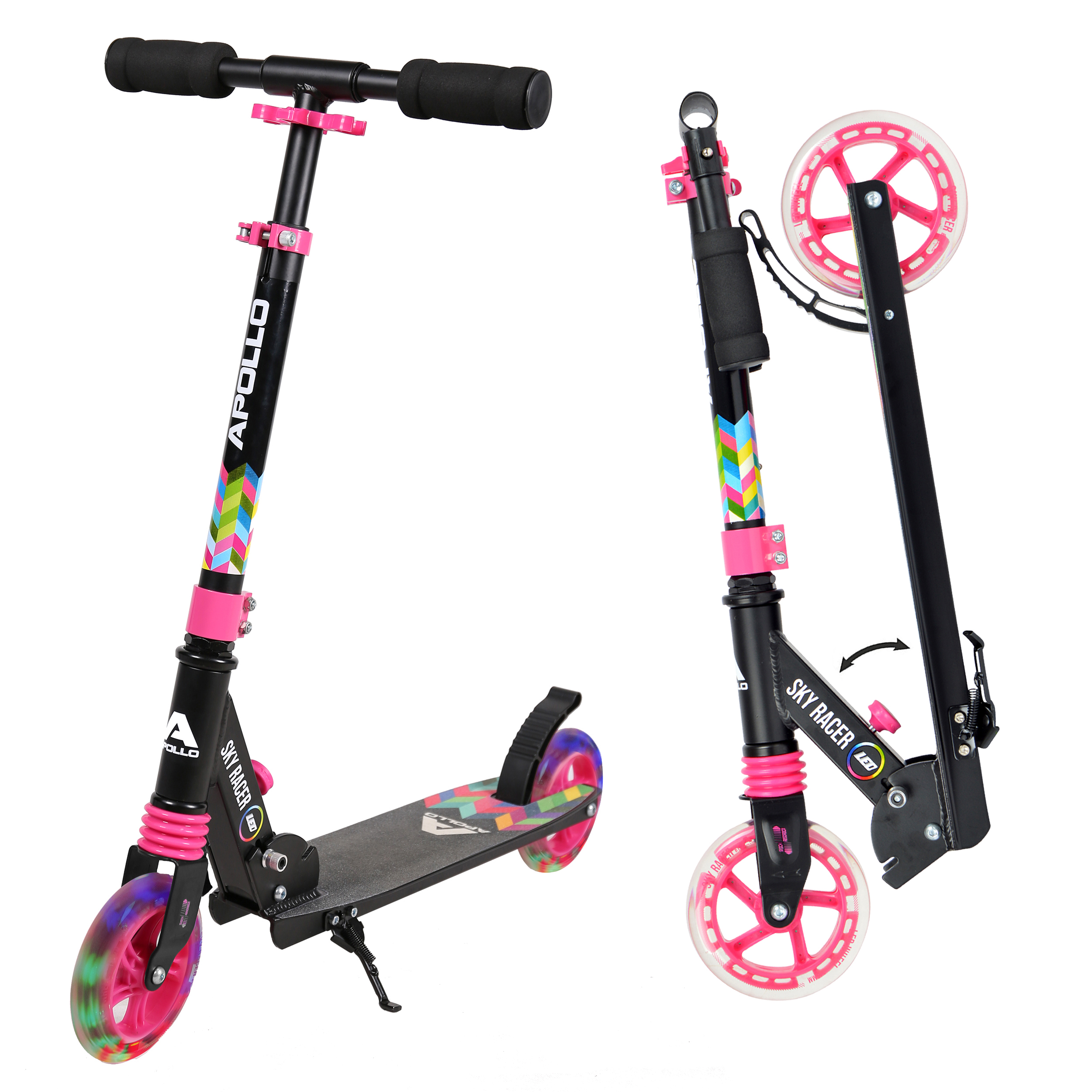 City Scooter - SkyRacer - Multicolor