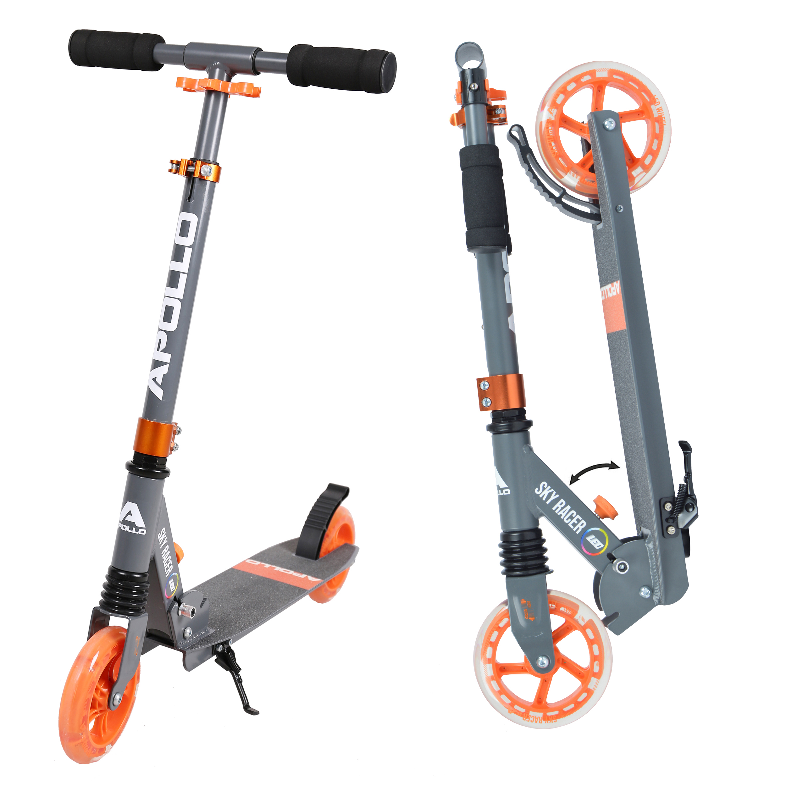City Scooter - SkyRacer - Orange