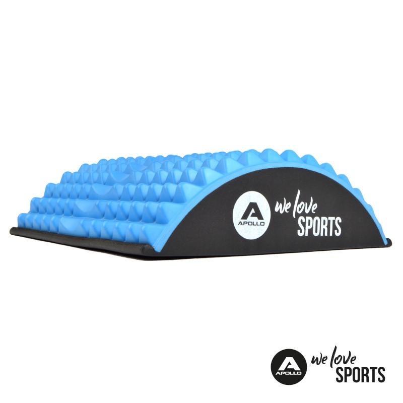 Apollo Back Stretcher, Rückendehner, Rückenstrecker, Rückenstretcher - BLAU