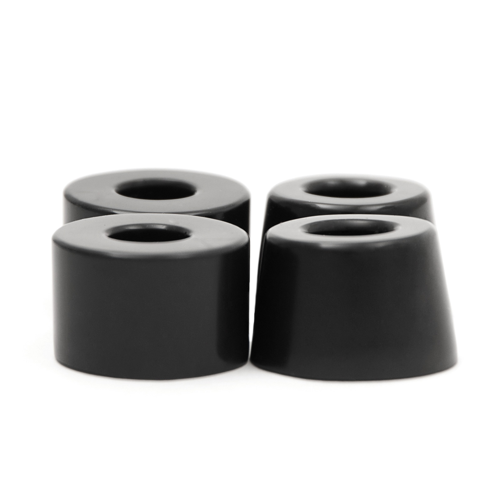 Apollo Longboard Bushings - Schwarz / 90A - Longboard Cushions im Set