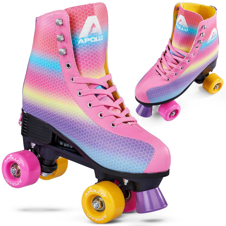 Apollo Disco Roller - Dancing Queen - Größe L (Schuhgröße 39-42)