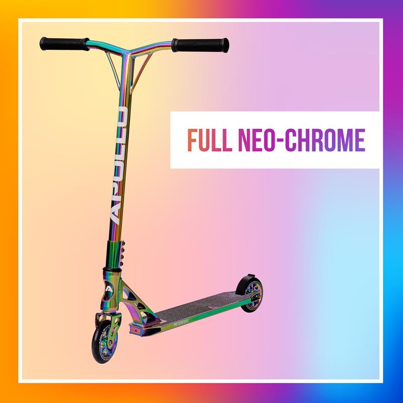 Stunt Scooter Genesis Full Rainbow