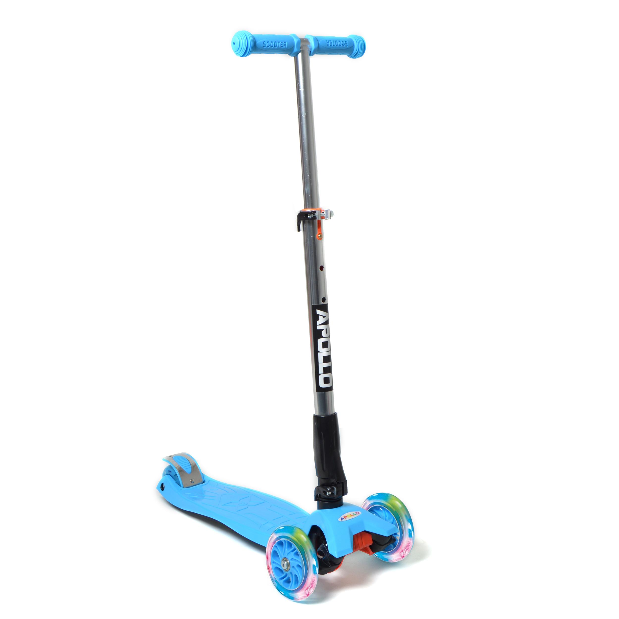 Fun-Scooter für Kinder ab 2 - Blau