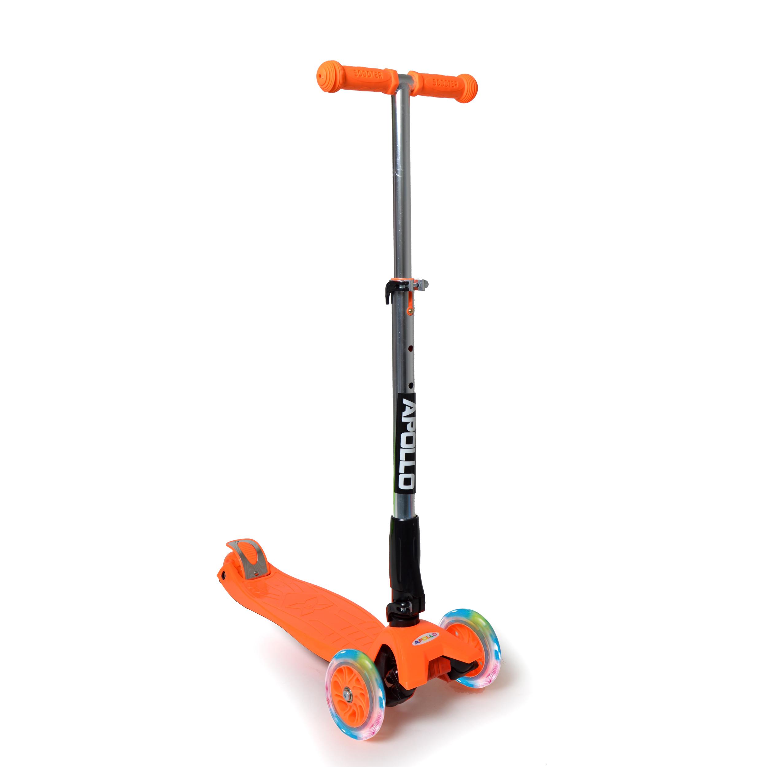 Fun-Scooter für Kinder ab 2 - Orange