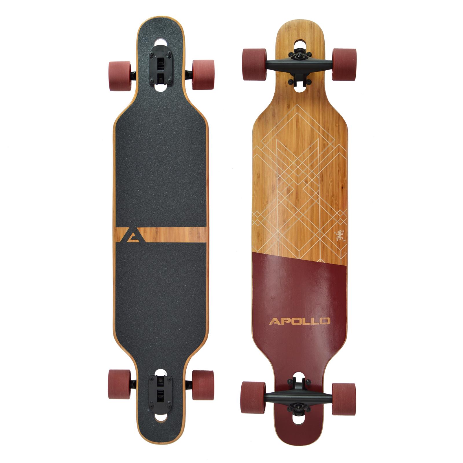 Bali TwinTip DT Longboard von Apollo Länge: 99,5cm Breite: 22cm