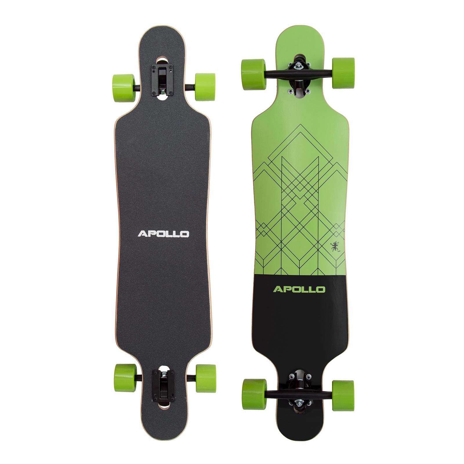 Apollo Longboard Vanua TwinTip DT Länge: 101,6cm Breite: 24,6cm