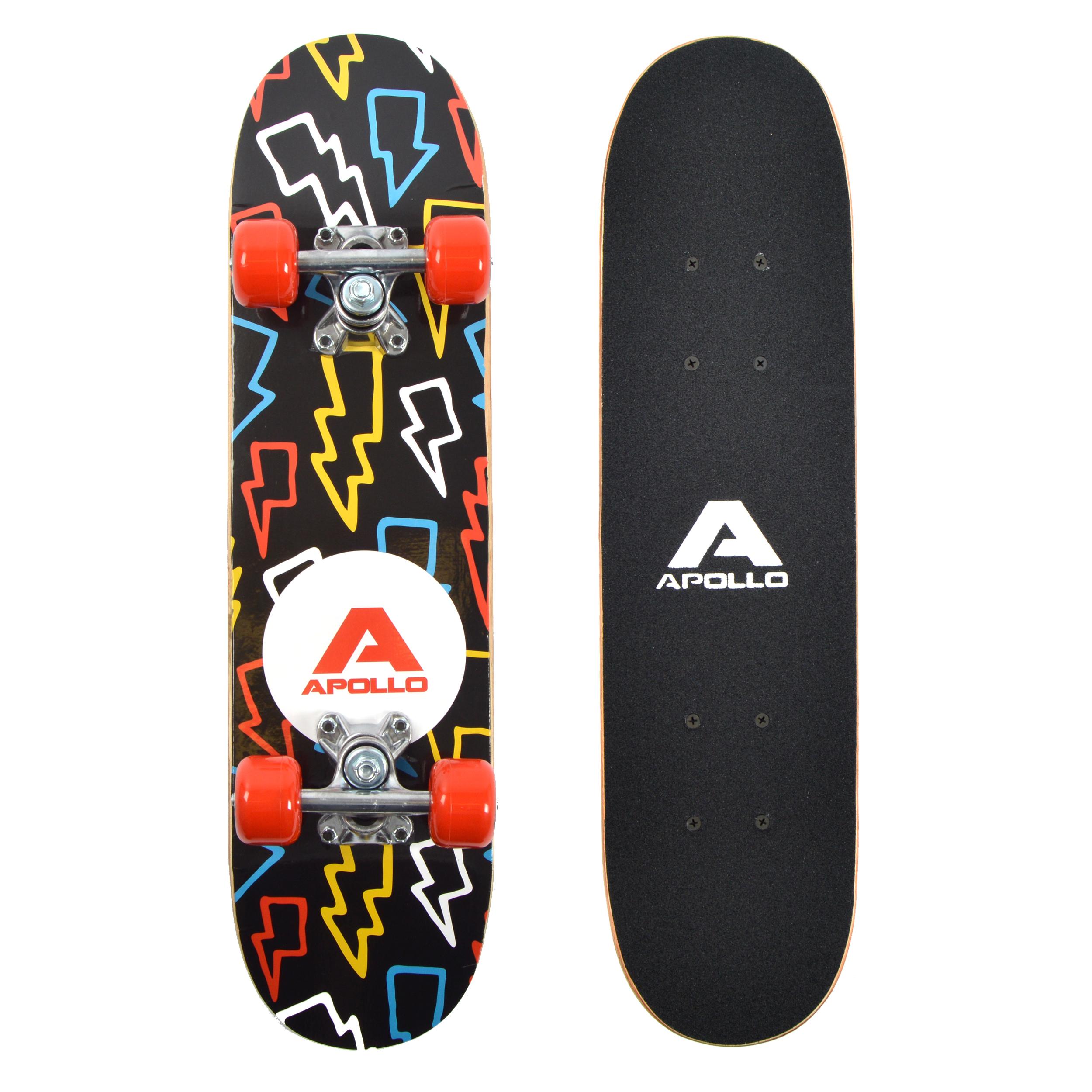apollo kinderskateboards funboards in verschiedenen. Black Bedroom Furniture Sets. Home Design Ideas