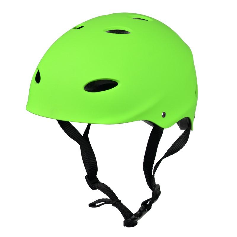 Apollo Skatehelm - Small - Green