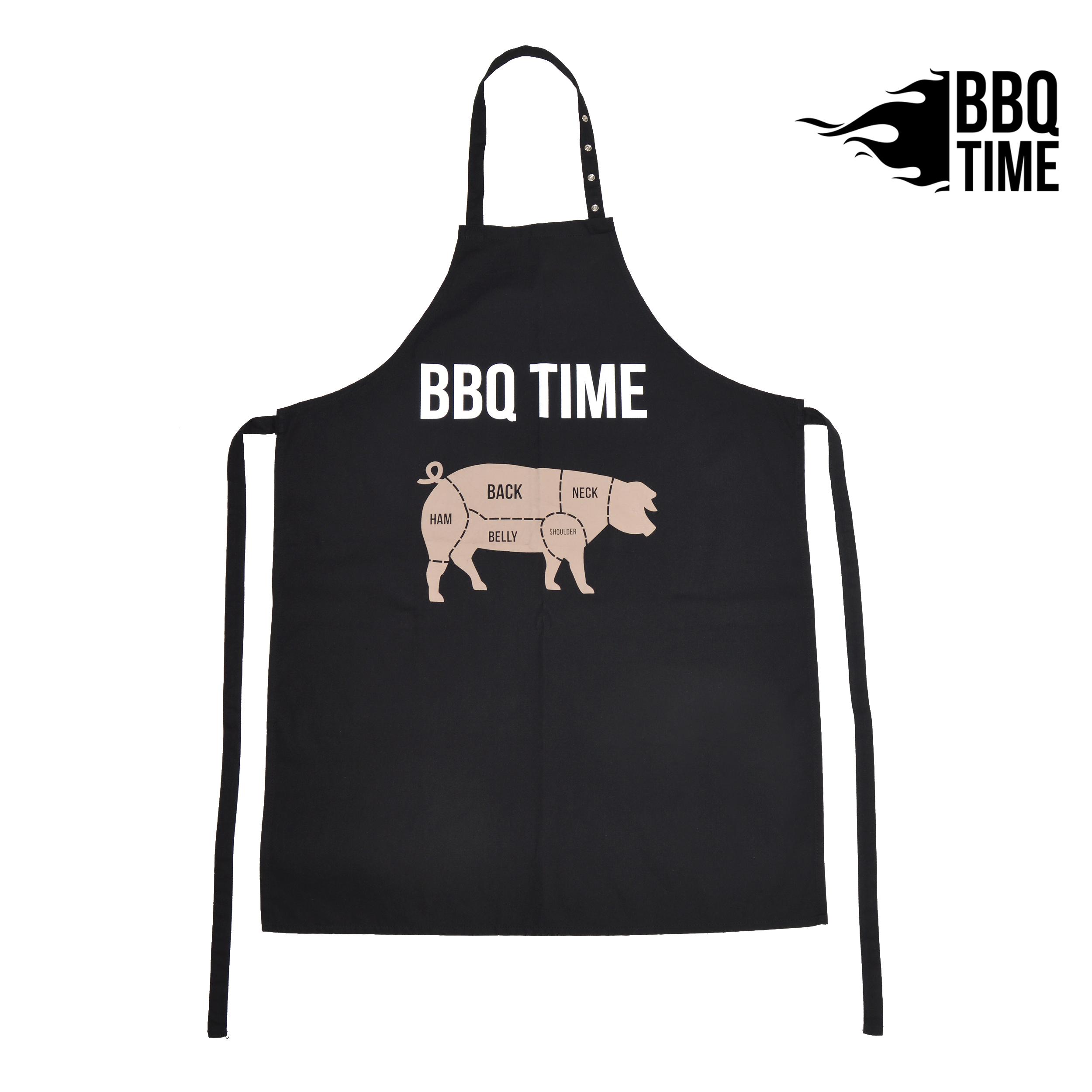 Grillschürze BBQ TIME - PIG