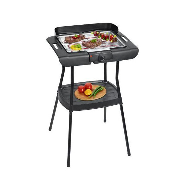 Elektro Grill BBQ - BQS 3508 - Barbeque-Standgrill/Tischgrill