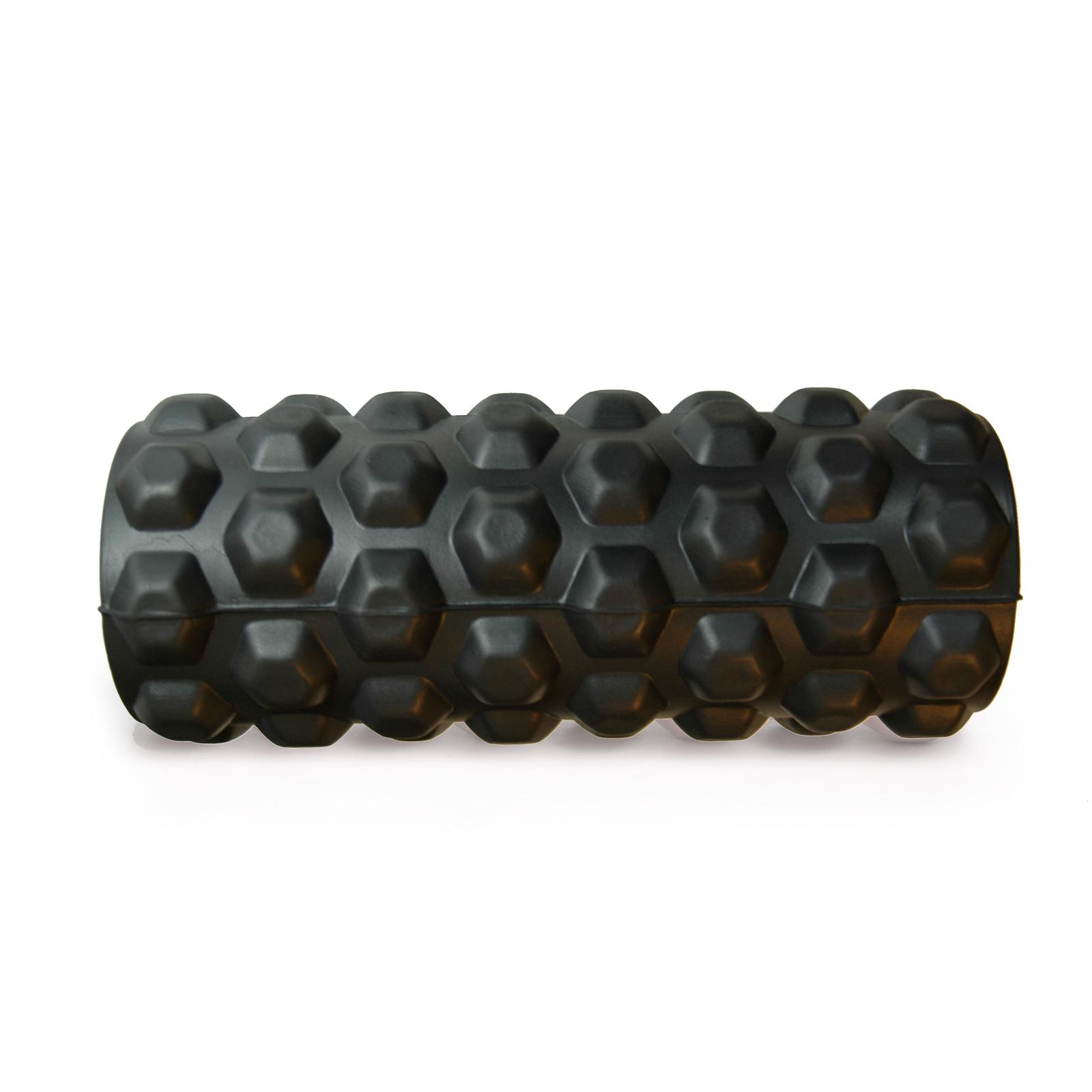 APOLLO Massagerolle Deep 14x33cm Triggerpunktrolle schwarz