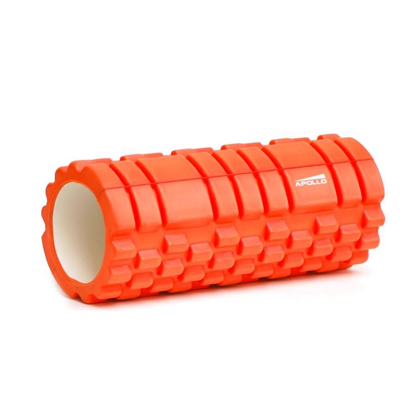 APOLLO Massagerolle Shiva 14x33cm Triggerpunktrolle orange