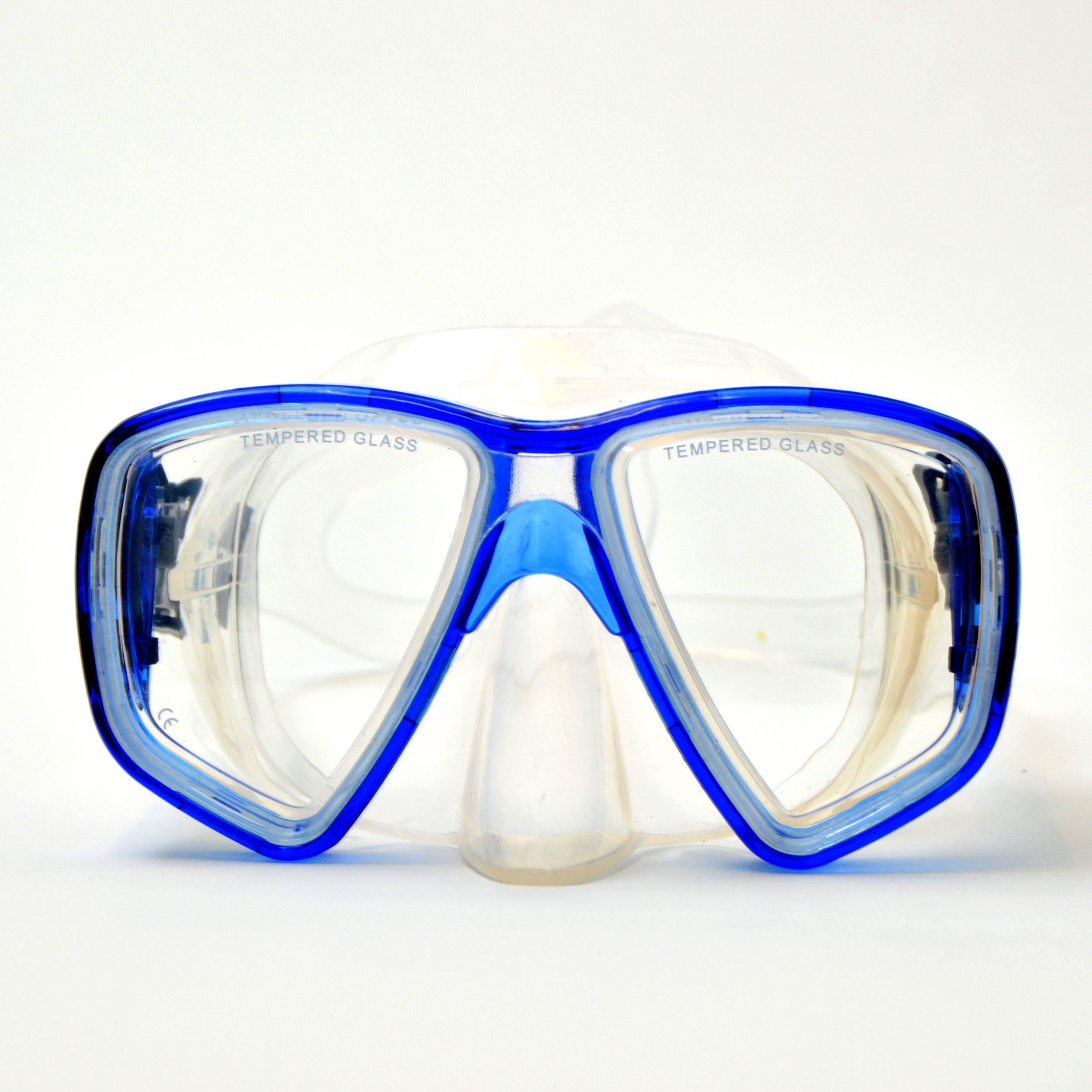 Schwimmbrille Prodive90 Blue