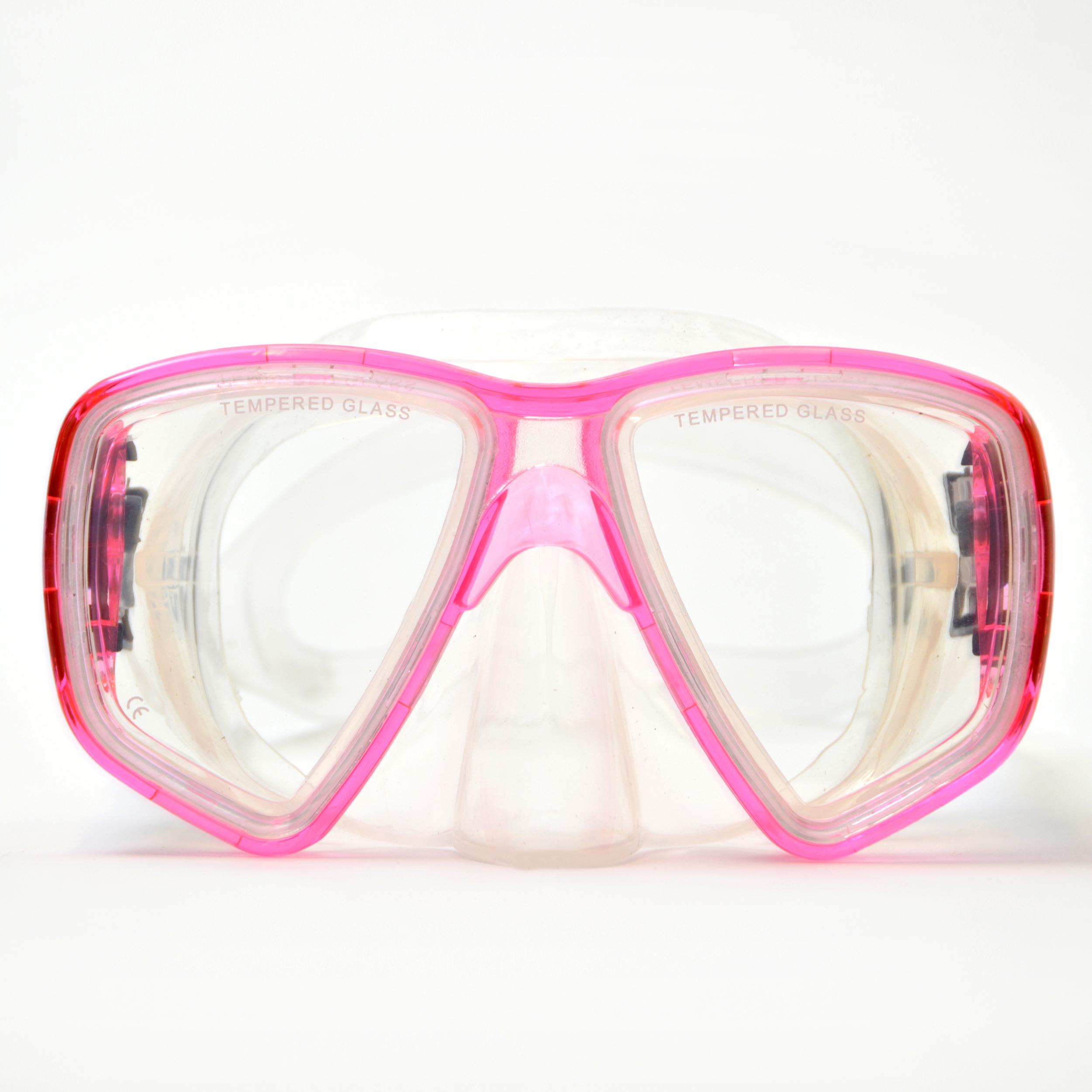 Schwimmbrille Prodive90 Pink