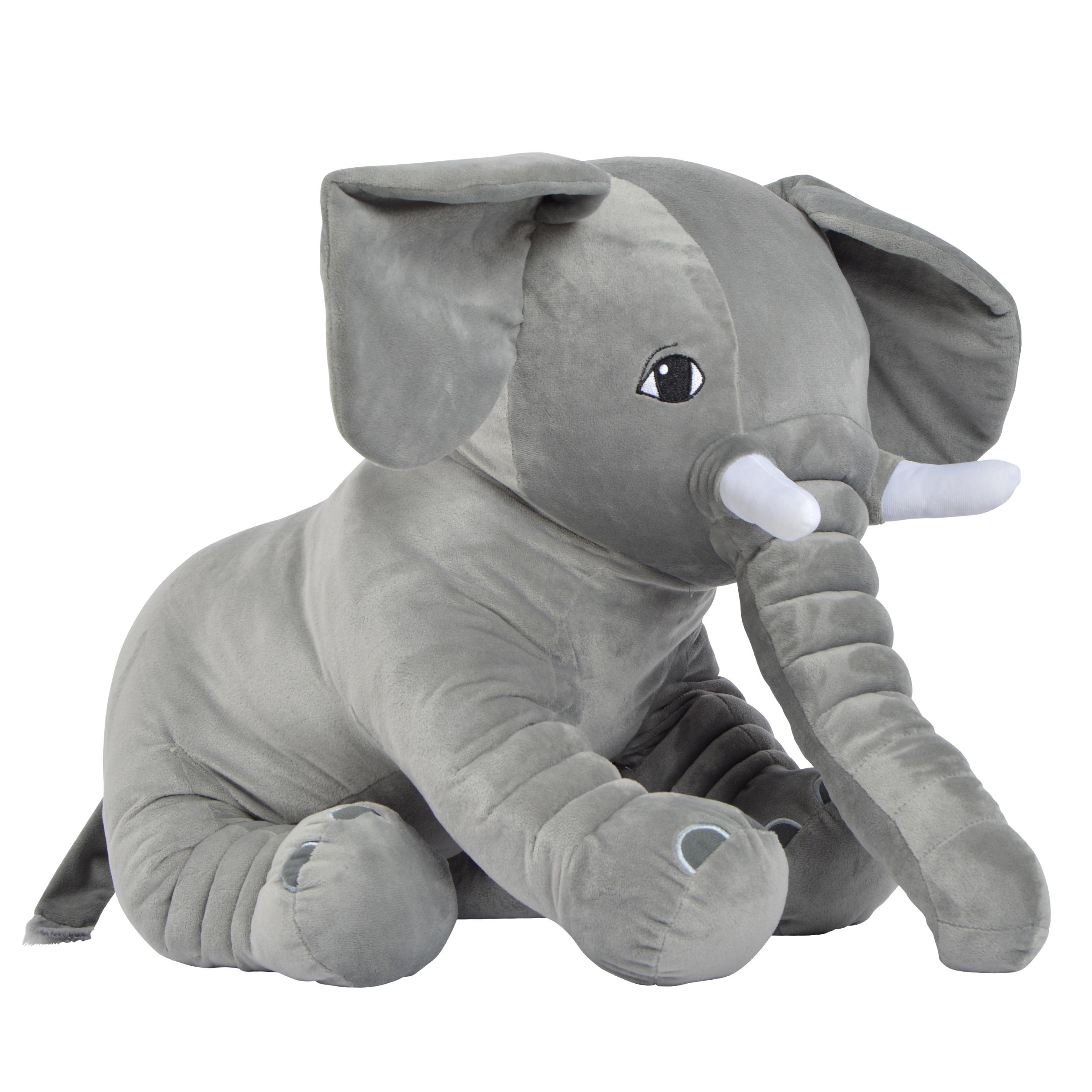 Pink Papaya 75 cm Elefant Kuscheltier Manni Farbe: Grau